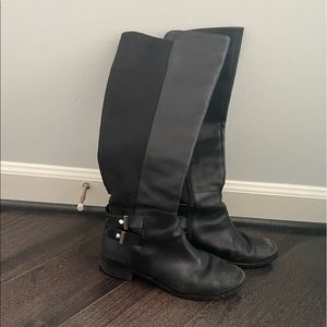 Ivanka Trump leather boots